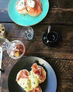 Brunching is what Sundays are made for 19cafebar brunch sundaybrunchhellip