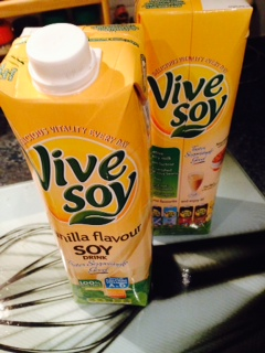 Vivesoy Vanilla Soy Drink Review & a Simple Breakfast ...