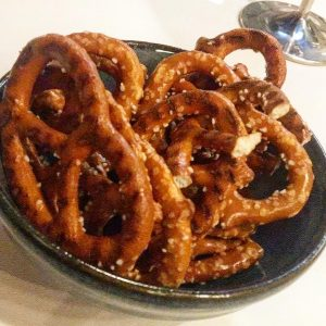 The sourdough pretzels roostheatonmoor are delicious and a must whenhellip