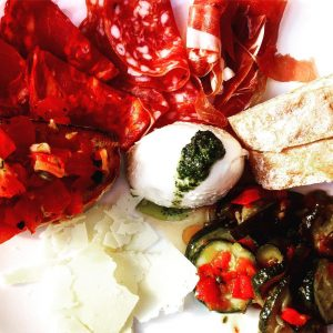 Is there anything better than a fresh antipasti selection inhellip