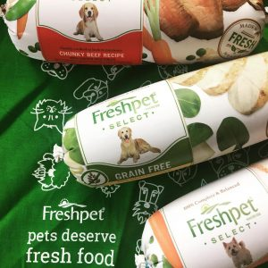 Ferguson is loving this freshpet pet food at the moment!hellip
