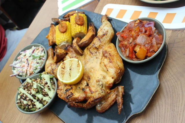 Best Places For Healthy Eats At Manchester Arndale Phat