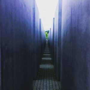 The Memorial to the Murdered Jews in Berlin is onehellip