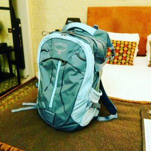 I took this brilliant ospreyeurope Talia backpack with me tohellip