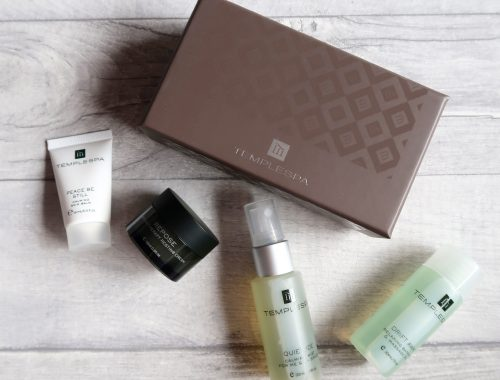 Temple Spa Take a Moment gift set